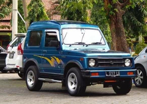 Suzuki Gx Katana