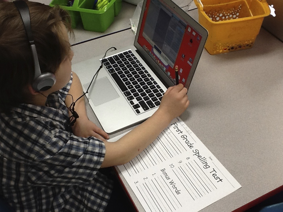 GarageBand in First Grade - Learning to the Core