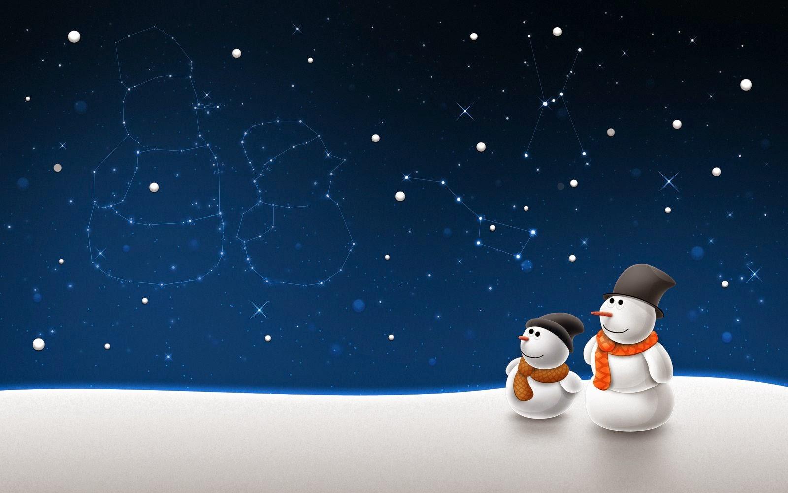 Muñecos de Nieve, parte 2