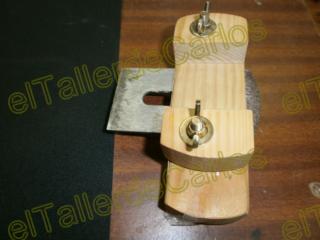 Eltallerdecarlos afilar herramientas afilado de formones - Cepillo de carpintero electrico ...
