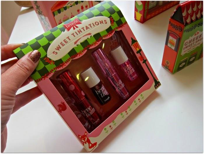 Benefit Sweet Tintations Gift Set