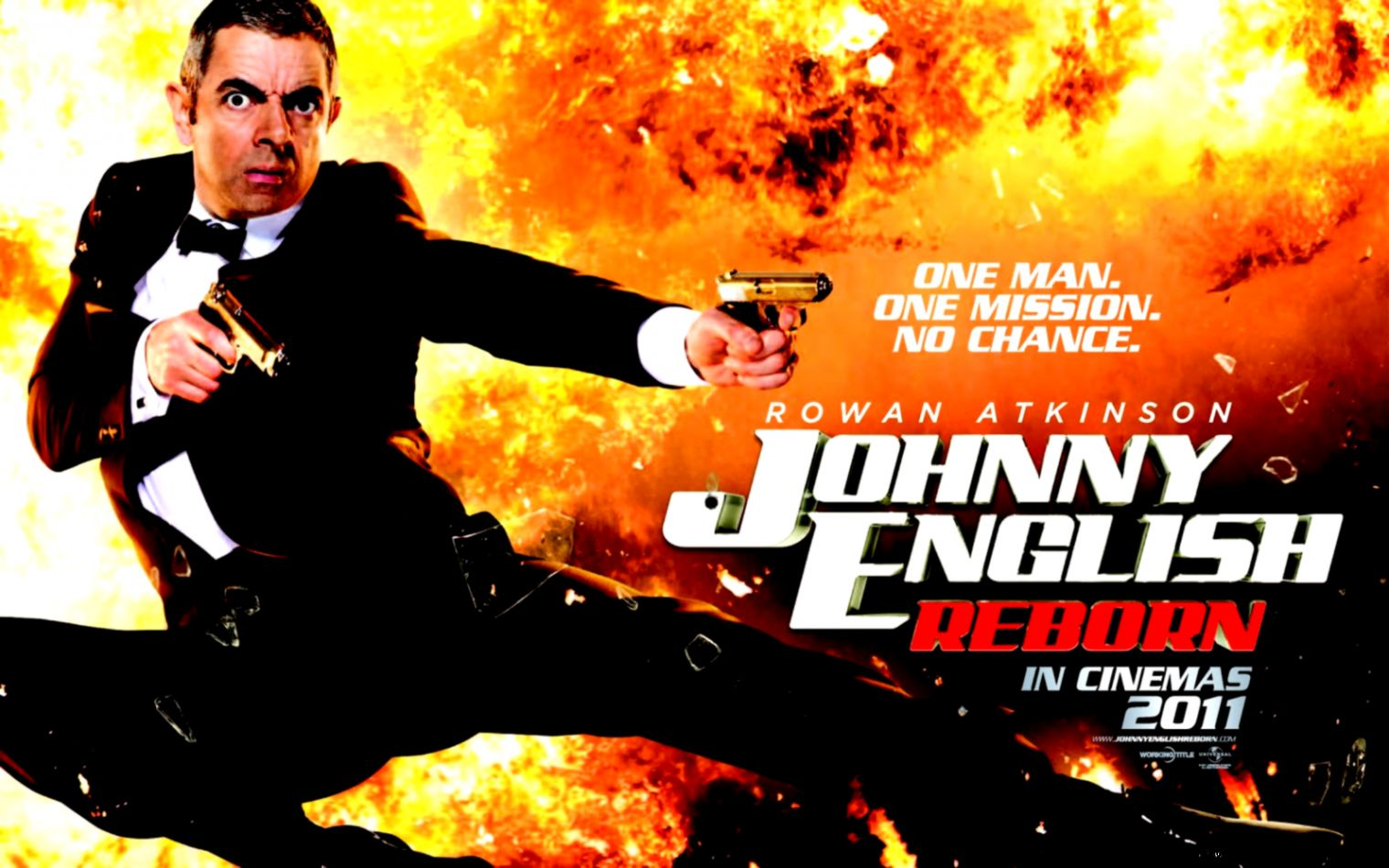 Johnny English Reborn Mr Bean Wallpapers  View Wallpapers
