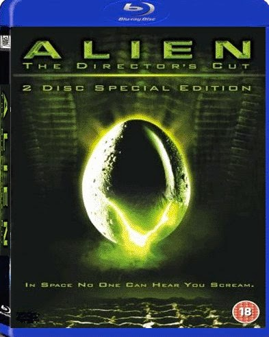 Alien (1979) Dual Audio Hindi-English 300mb BRRip 480p