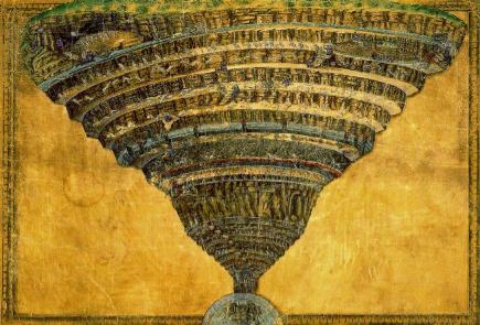 """Dante, """"El Infierno de Gabriel"""" de Sylvain Reynard"""