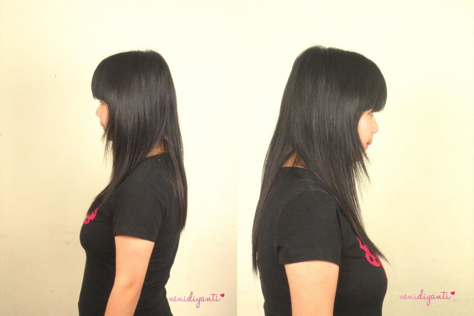 Kawaii Fuku Makarizo Hair Makeover The Process Advisor Recovery 8 Ml 3 Pcs My Before Forward