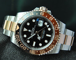Rolex Gmt RootBeer. 5years warranty