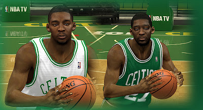 NBA 2K13 Jordan Crawford Cyberface Mod
