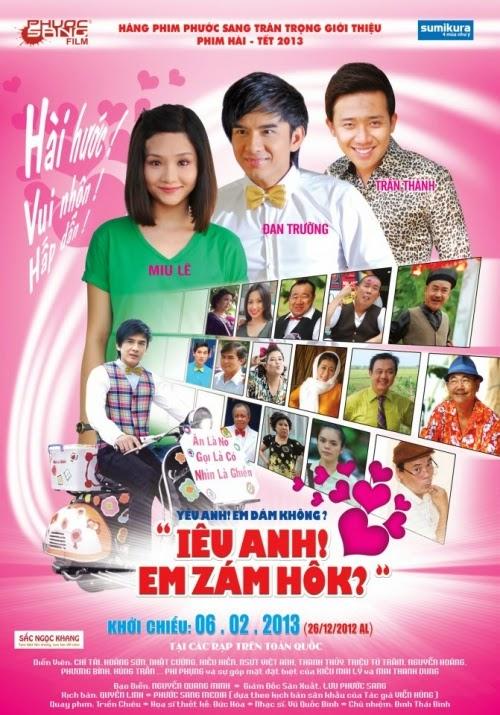 Yêu Anh, Em Dám Không (2013)