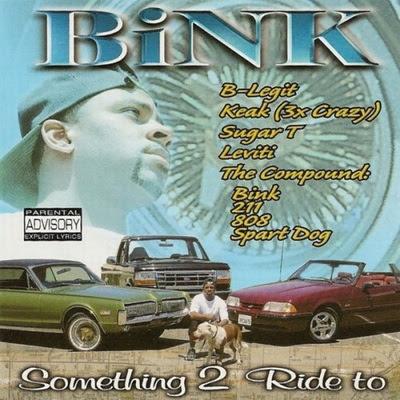 Bink - Something 2 Ride To (1999) FLAC