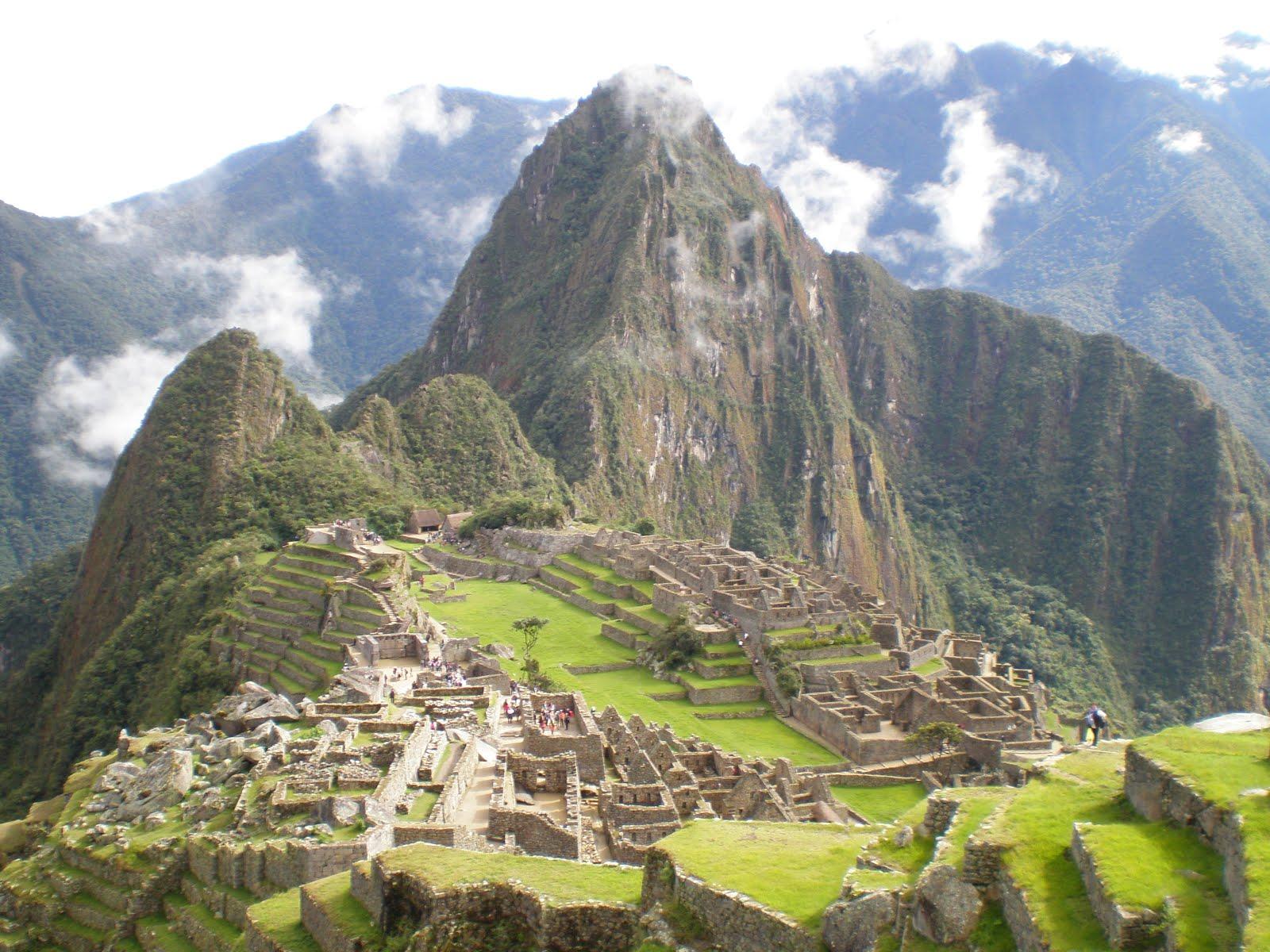 2014, Machu Pichu (Perú)