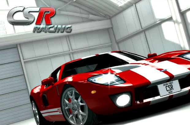 Top Racing games in Android CSR Racing