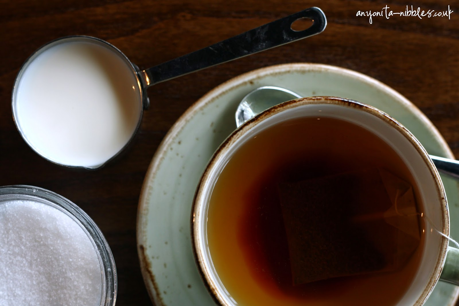 Tea's up for breakfast at TGI Friday's | Anyonita-nibbles.co.uk