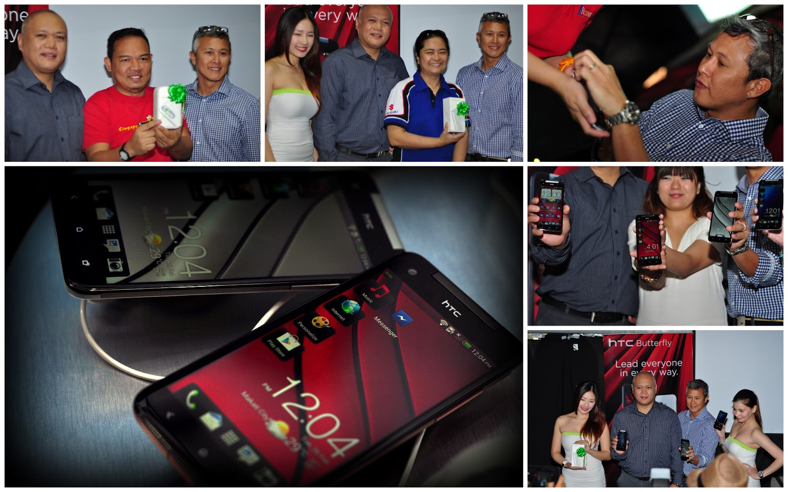 HTC Launch Phils