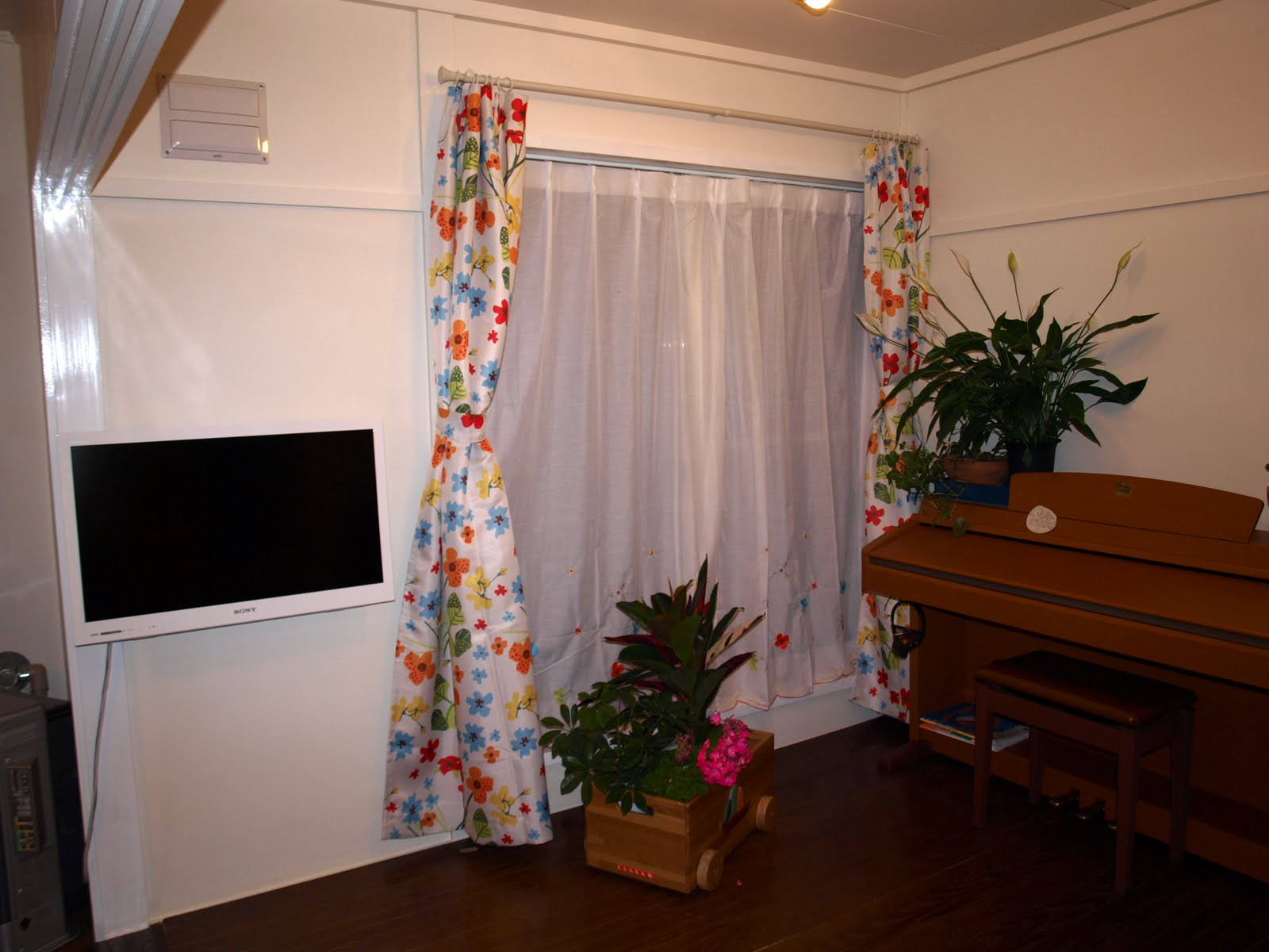 Types of curtains for small windows home interior design for Types of living room windows