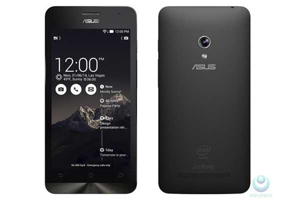 Spesification and price Asus Znfone C ZC451CG