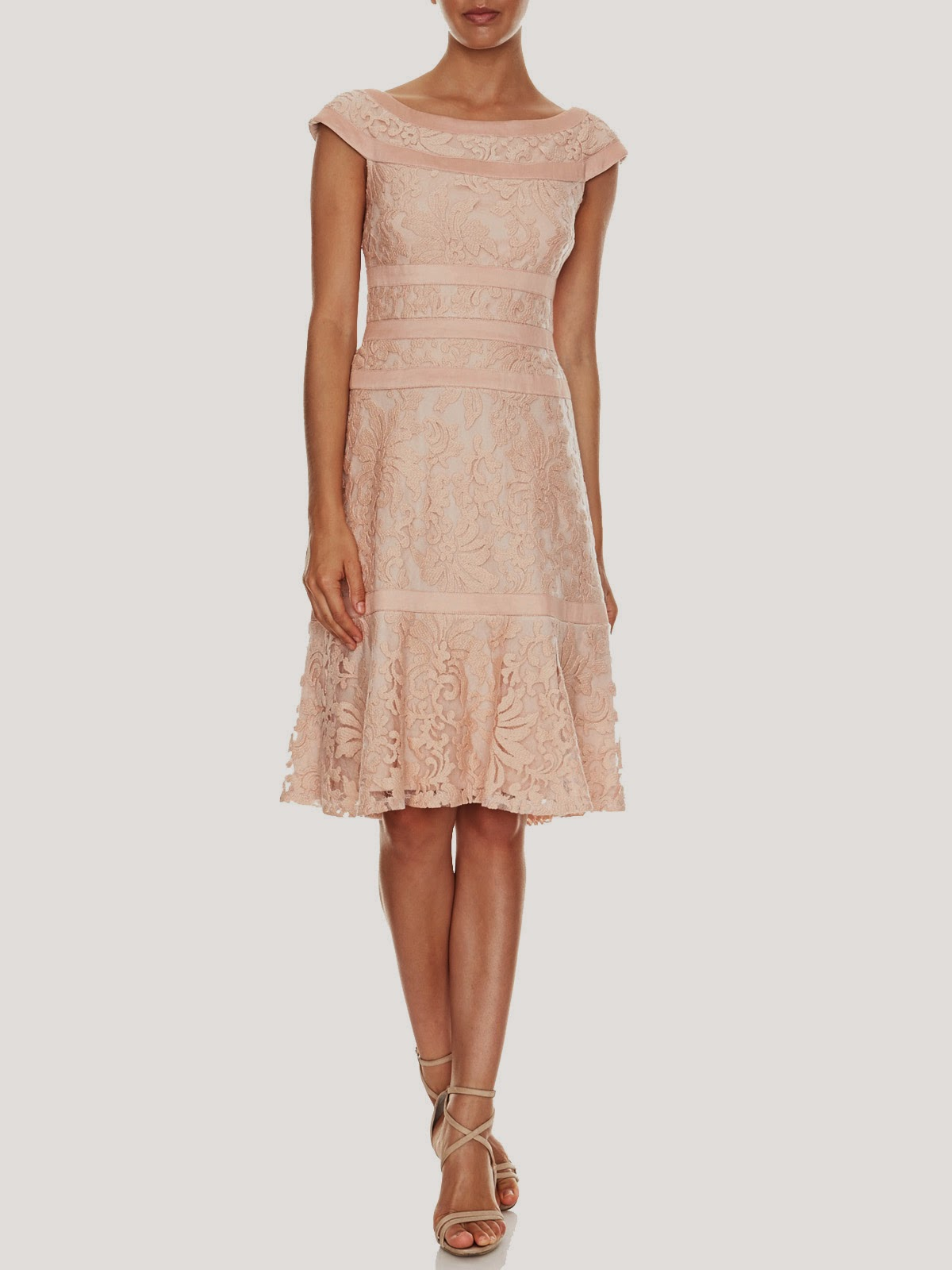 Lori Fit & Flare Dress