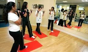 Health club in Malaysia