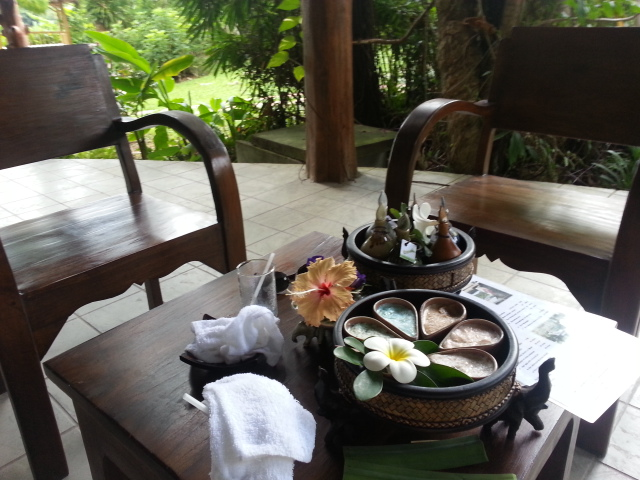 Thai massage with aromas in Phuket - Mookda spa