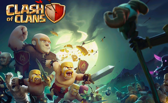 download mod coc unlimited gems, gold, elixir terbaru 2016