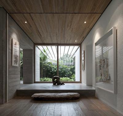 Rumah Seni Minimalis 11
