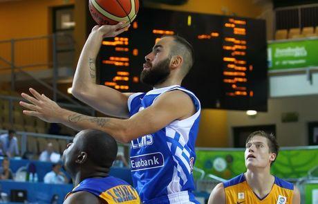 Περίπατο έκανε η Εθνική μας με την Σουηδία στην έναρξη του Eurobasket.
