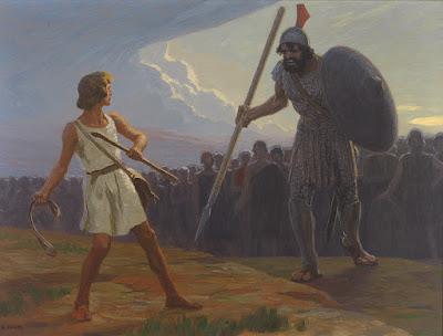 Goliat contra David