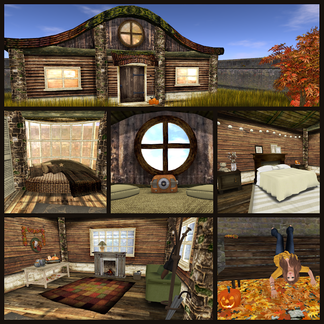 My+House Autumn Comes to My House
