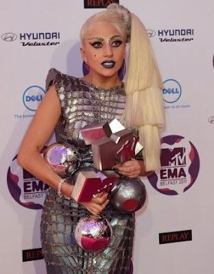 MTV раздаде годишните си награди, но без вкус