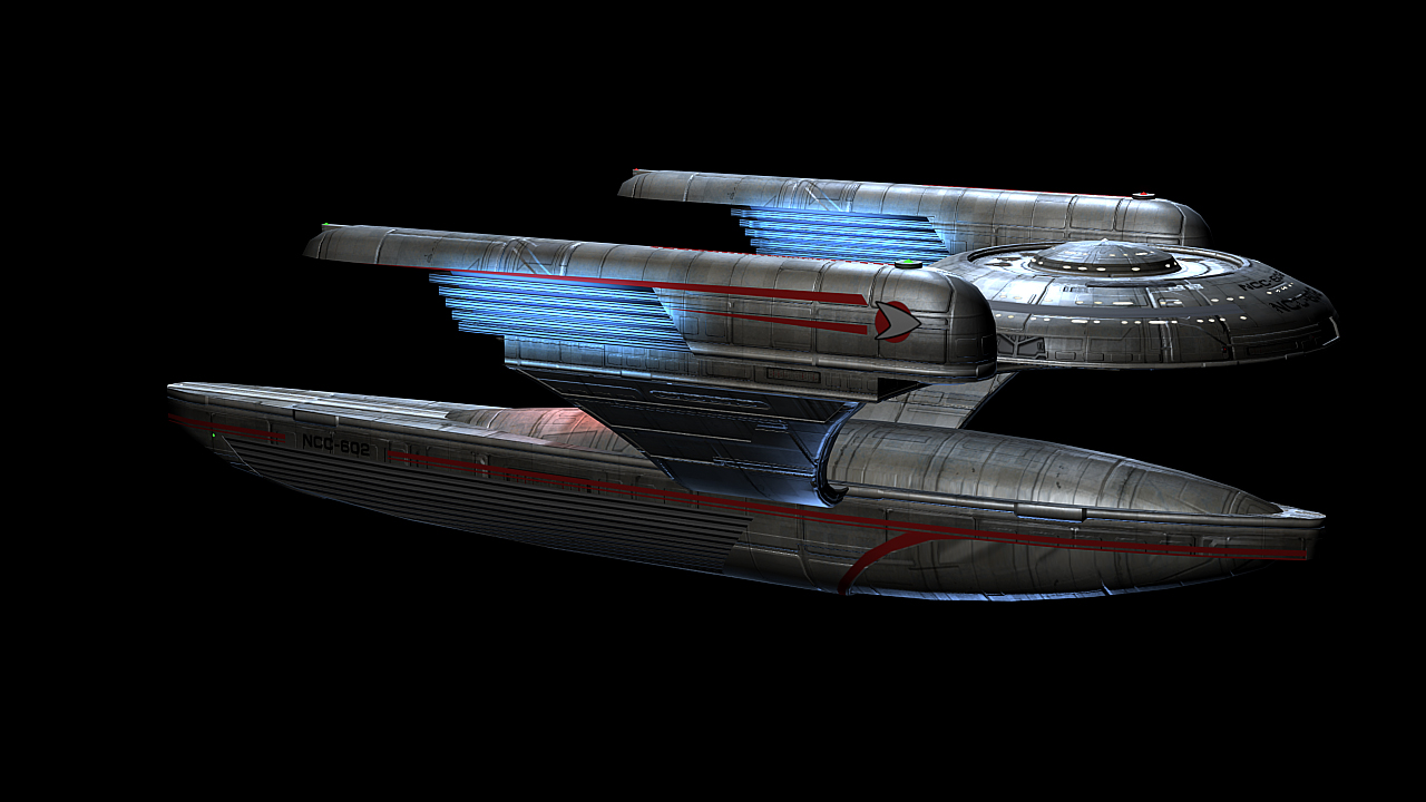 Adam Williams - 3d Artist: Star Trek Online: Ships of the Line