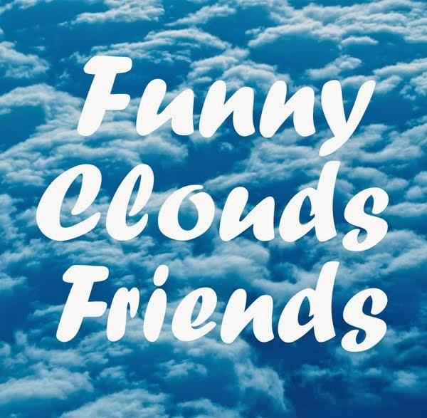 Livro Funny Clouds