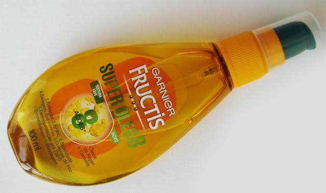 Super Óleo 8 da Garnier Fructis