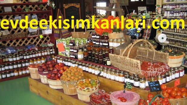 Organik Gıda Dükkanı Açmak