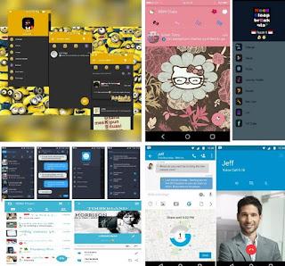 Koleksi BBM Mod v 2.9.0.51 Apk paling Baru & Mantap di Android
