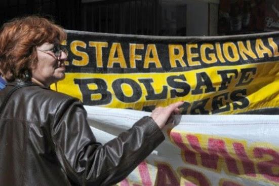 Estafa Bolsafe Valores Mercado de Valores del Litoral Banco Galicia