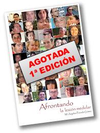 """Afrontando la Lesión Medular"", MªÁngeles Pozuelo Gómez, libro a la venta (15€) H.N.P."