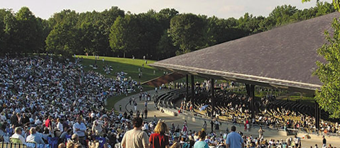 Outdoor Concert Venue Blossom Music Center Warming Up For Hot Summer Of Sizzling Shows