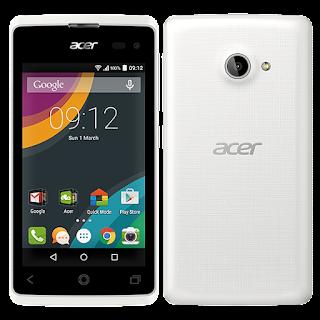 Harga Acer Liquid Z220 Terbaru, Didukung Dual Kamera 5 MP dan 2 MP