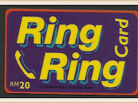 Discontinuation of Ring Ring Card Service