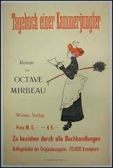 """Traduction autrichienne du """"Journal d'une femme de chambre"""", 1902"""