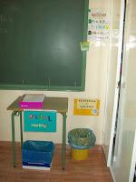 reciclamos en clase