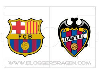 Prediksi Pertandingan Barcelona vs Levante UD
