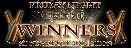 WINNERS of the Friday Night Freebie and Losing Francesca Giveaways