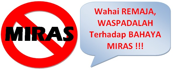 waspada bahaya miras (minuman keras) bagi remaja