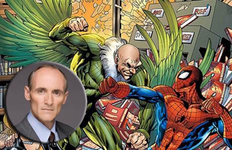 """Colm Feore será """"El Buitre en The Amazing Spider-man 2"""