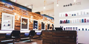 Nashwhite Hairdressing. Interiors Inspiration!