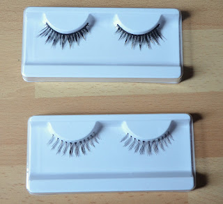 Tanya Burr cosmetics girl next door party girl eye lashes
