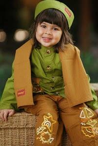 Foto Model Baju Anak Muslim Merk Dannis Laki Laki Lucu