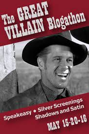 Great Villain Blogathon 2016
