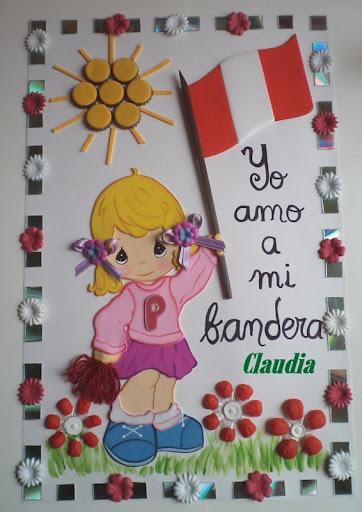 Frases Por El Dia De La Bandera Peruana | newhairstylesformen2014.com