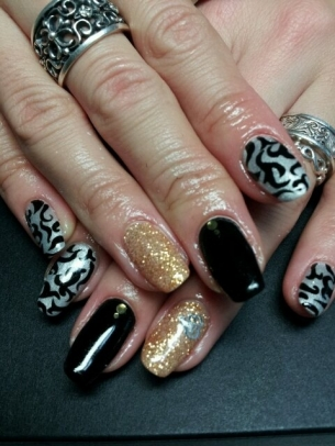 Cool-Nail-Art-Designs-for-Fall-2012-3